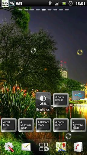 城市夜景河LWP|玩個人化App免費|玩APPs