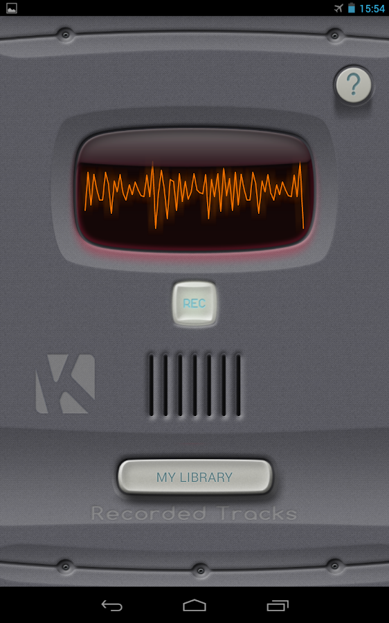 My Voice Changer (free) - screenshot