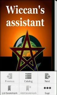 Wiccan's assistant