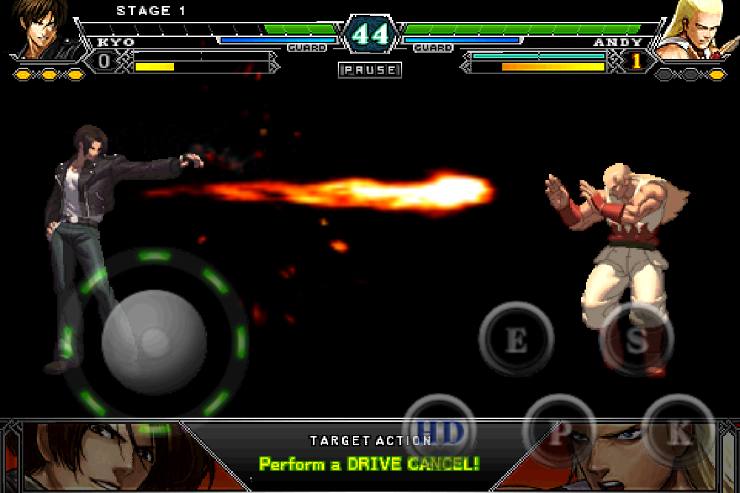 THE KING OF FIGHTERS-A 2012(F)- screenshot