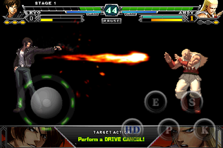 THE KING OF FIGHTERS-A 2012(F) 1.0.4 screenshot 14338