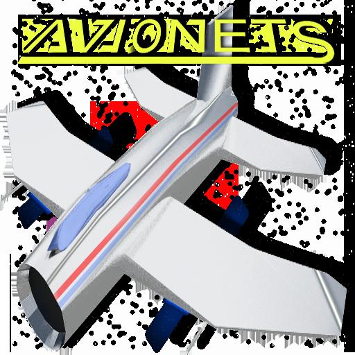 Avionets LOGO-APP點子