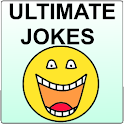Ultimate Jokes logo