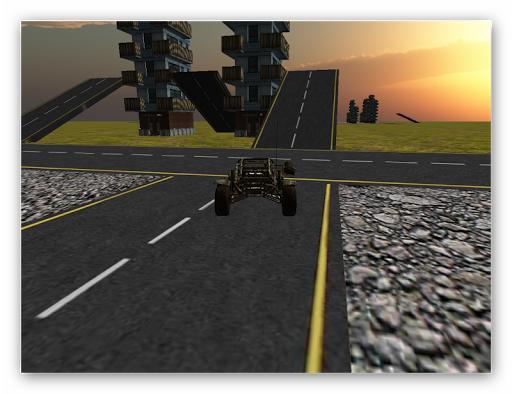 Car Simulator Buggy 3D