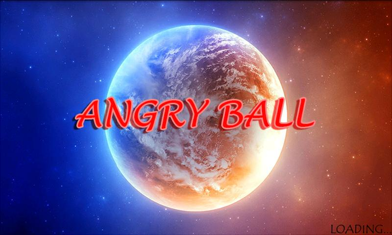Angry Ball - screenshot