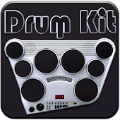 Drum Kit Bateria