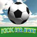 Kick Far Away!! icon
