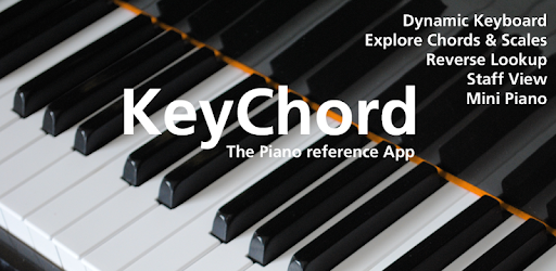 Keychord Piano Chordsscales Apps On Google Play
