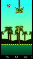 Screenshot of Flying Flappy Monkey
