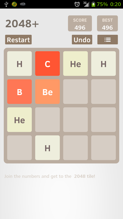 how to win a 2048 game