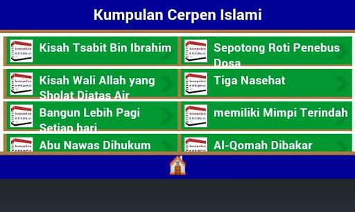 Kumpulan Cerpen Islami