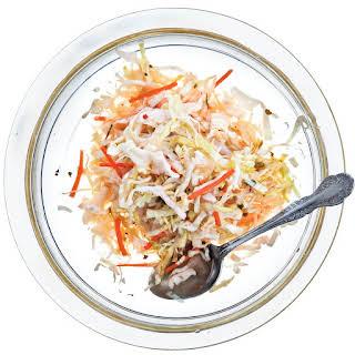 Spicy Sauerkraut.