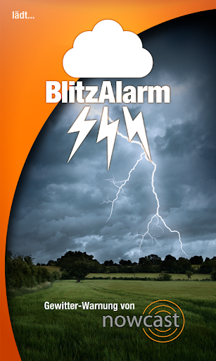BlitzAlarm - Gewitterwarnung