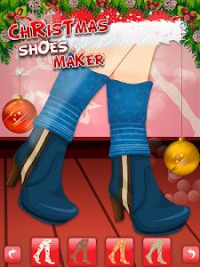 Christmas Shoes Maker 2 v28.1.1