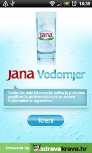 Jana Vodomjer- screenshot thumbnail