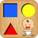 Toddler Learns Shapes Game