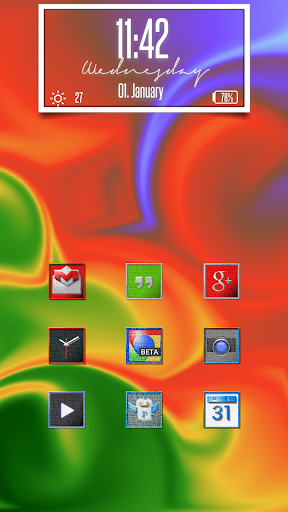 Tela Icons Launcher Theme