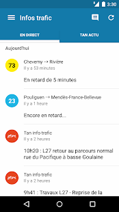 Naonedbus - Transports Nantes- screenshot thumbnail
