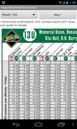 Fargo Moorhead Bus Routes