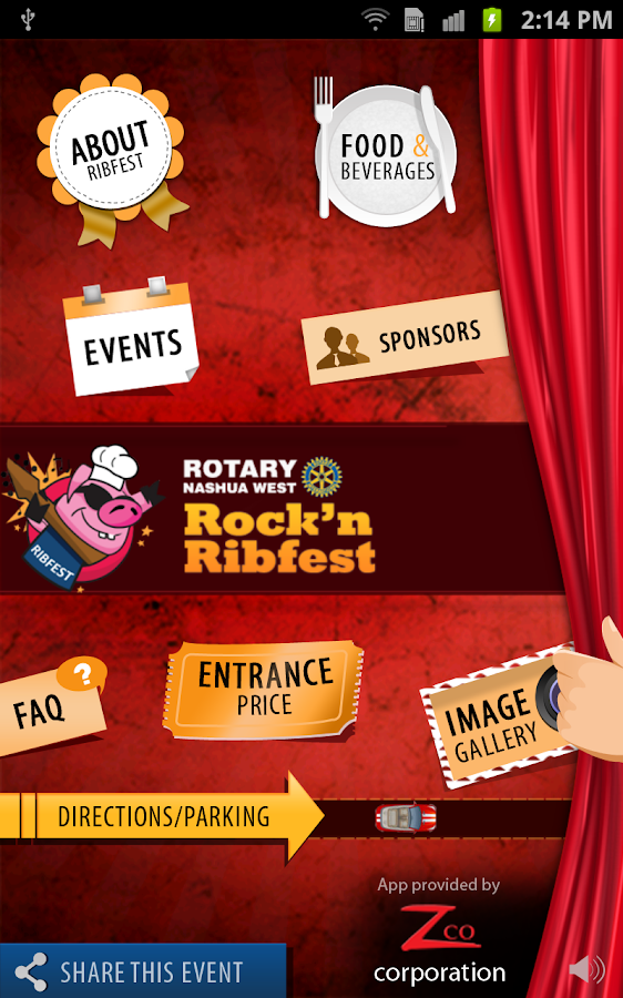 Rotary Nashua Rock'n Ribfest - screenshot