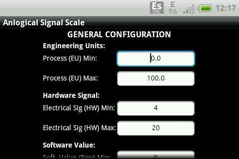 Analog Signal Scaling