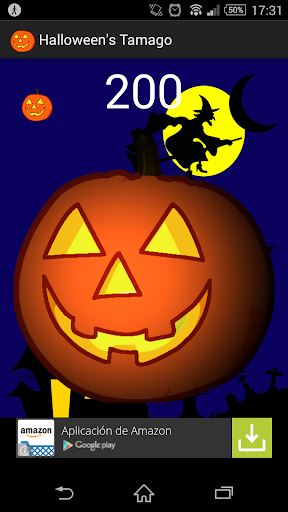 Halloween Tamago