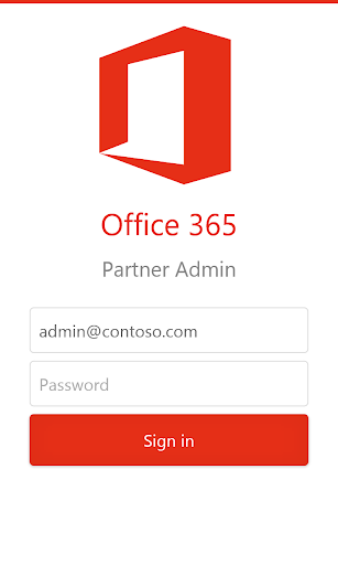 Office 365 Partner Admin