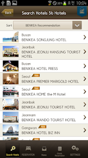 BENIKEA - Hotel Reservation - screenshot thumbnail