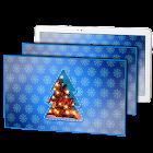 Параллакс обои: Рождество icon