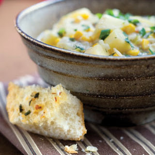 Doc's Corn-and-Potato Chowder.