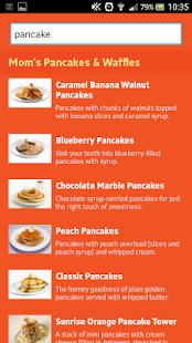 Pancake House APP - screenshot thumbnail