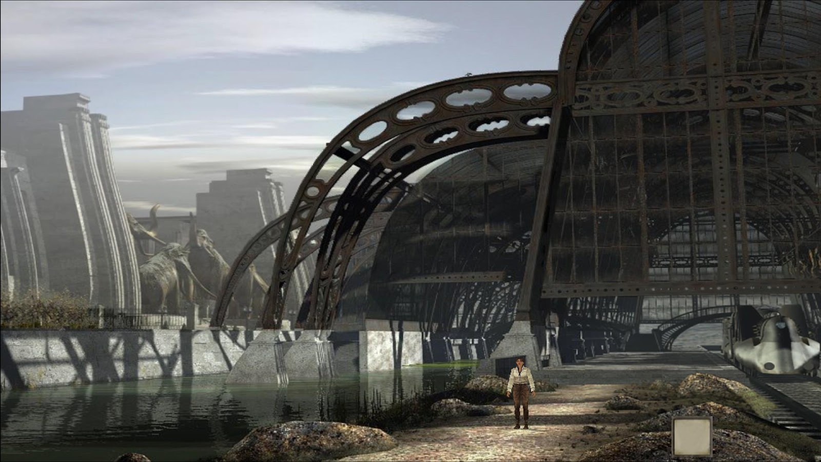 Syberia (Full)- screenshot