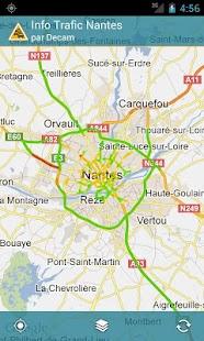 Info Trafic Nantes- screenshot thumbnail