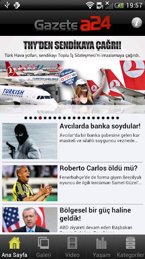Gazete A24