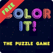 Color It! The Puzzle Game FREE