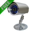 spy ip camera icon