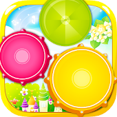 Baby Drums Musical Game