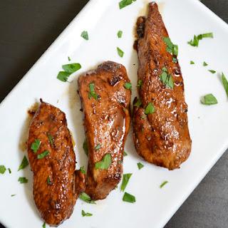 Honey Balsamic Chicken Tenders