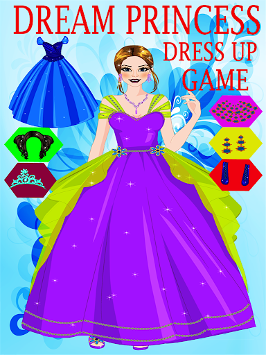 【免費家庭片App】梦公主装扮游戏-APP點子
