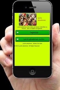 Leicht  Abnehmen- screenshot thumbnail