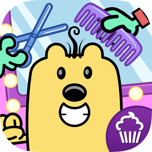 Wubbzy's Beauty Salon Android APK Download Free By Cupcake Digital, Inc.