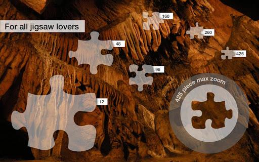 玩解謎App|Caves Jigsaw Puzzles免費|APP試玩