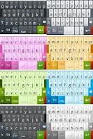 Screenshot of TSwipe-Pro keyboard