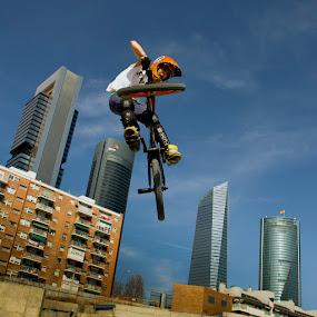 by Alexandru Ciornea - Sports & Fitness Cycling (  )
