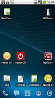 Screenshot of Droid/Milestone Phone Sleep