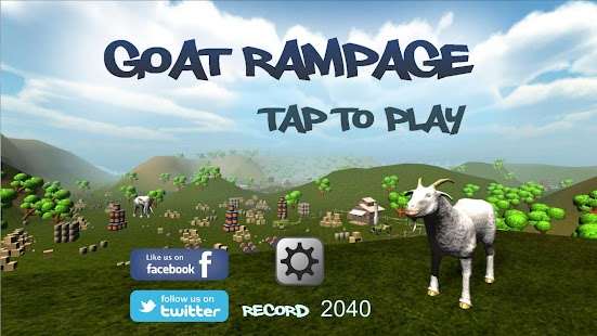 Goat-Rampage - screenshot thumbnail