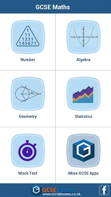 GCSE Maths Super Edition Lite - screenshot