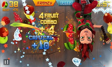 Fruit Ninja Screenshot 39