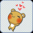changeableCute bear! icon
