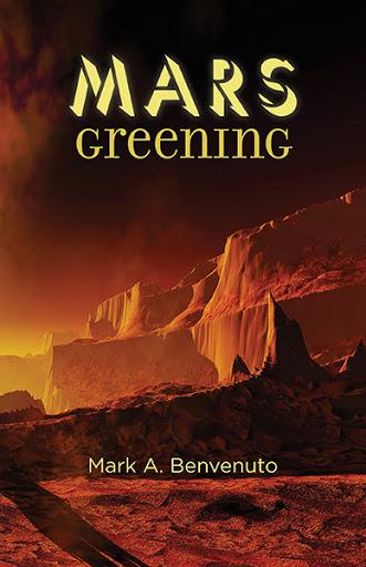 Mars Greening cover